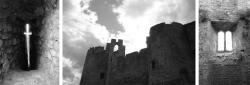 Chepstow Castle, Wales