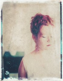 Chanda 1 | polaroid transfer on cotton paper
