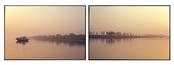 Sunrise over the Sunderbans - West Bengal, India | 2002