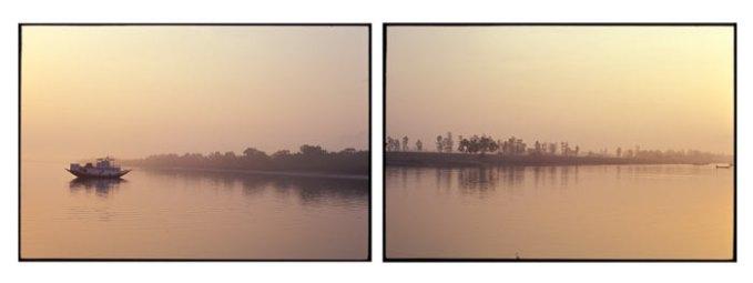 Sunrise over the Sunderbans - West Bengal, India | 2002