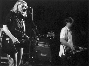 Sonic Youth - Cambridge, MA | 1995
