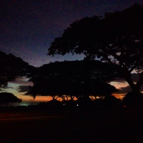 Kihei twilight. Just can't get tired of this.